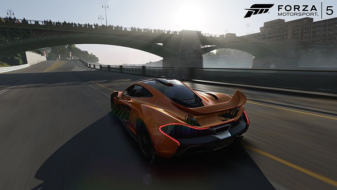 Forza Motorsport 5 Video Shows Off Spa-Francorchamps